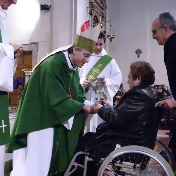 Missa de la Trobada de l'Hospitalitat de la Mare de Déu de Lourdes